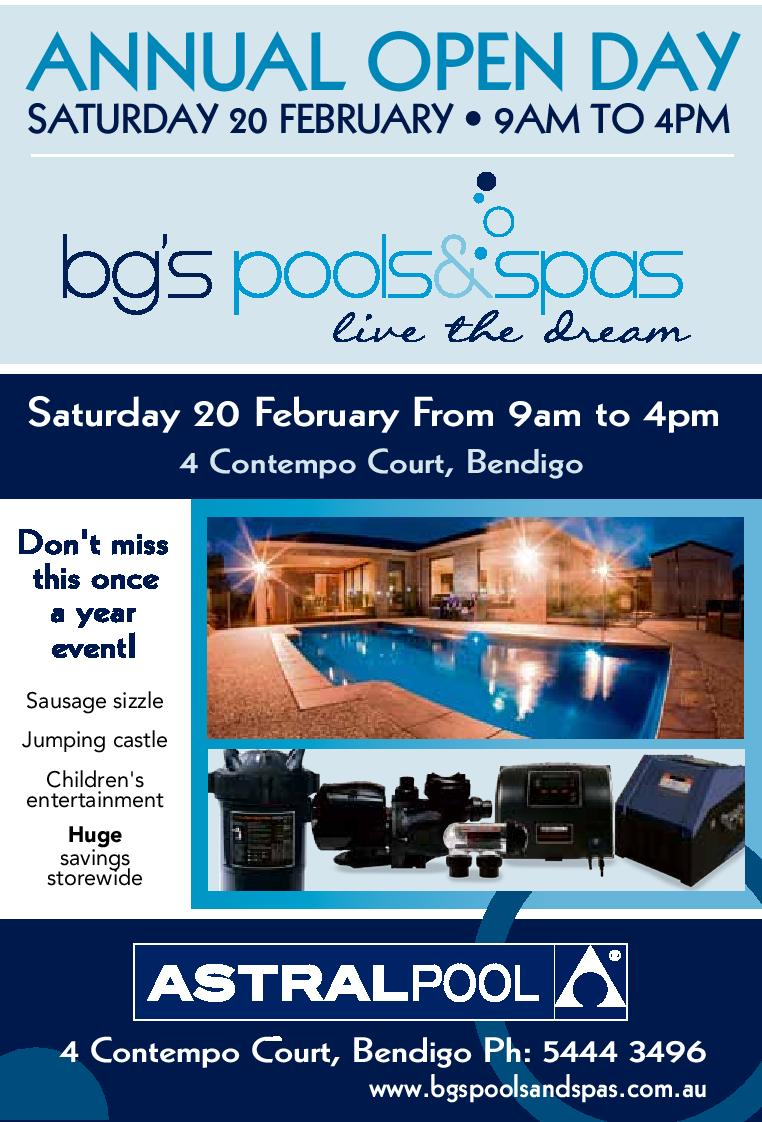 BGs Annual Open Day 2016