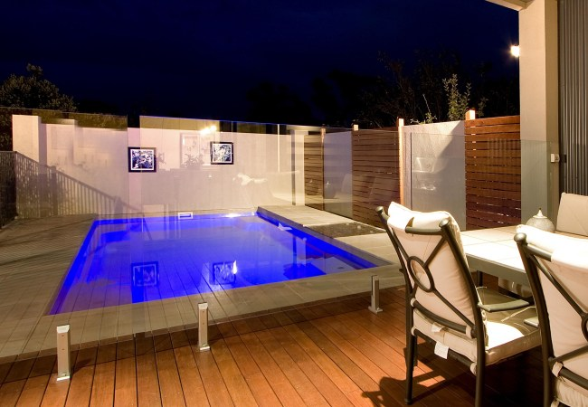 bgs pools and spas compass fibreglass pools x-trainer swimming pool
