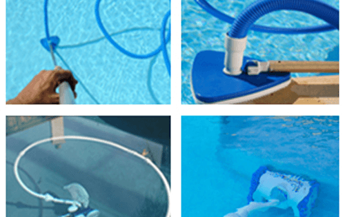 Traditional robotic cleaners vs self-cleaning pool